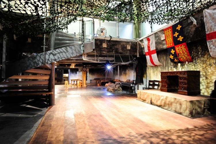 Henry V Set 750